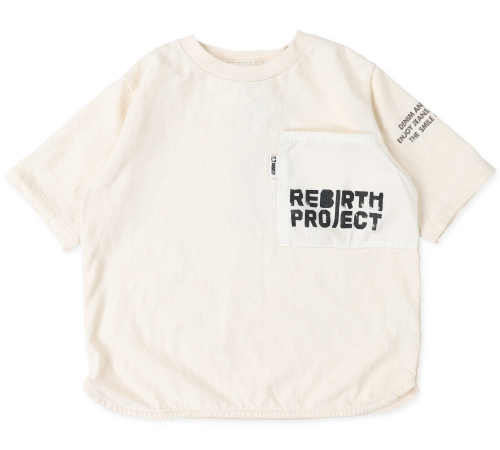 REBIRTH PROJECT×DENIM DUNGAREE